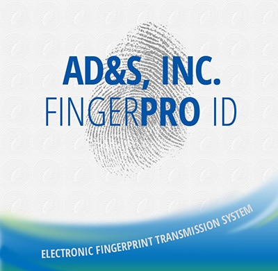 FingerPro ID Fingerprinting Software