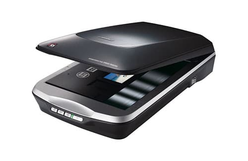 V500 Fingerprint Photo Scanner
