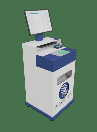Fingerprint Kiosk